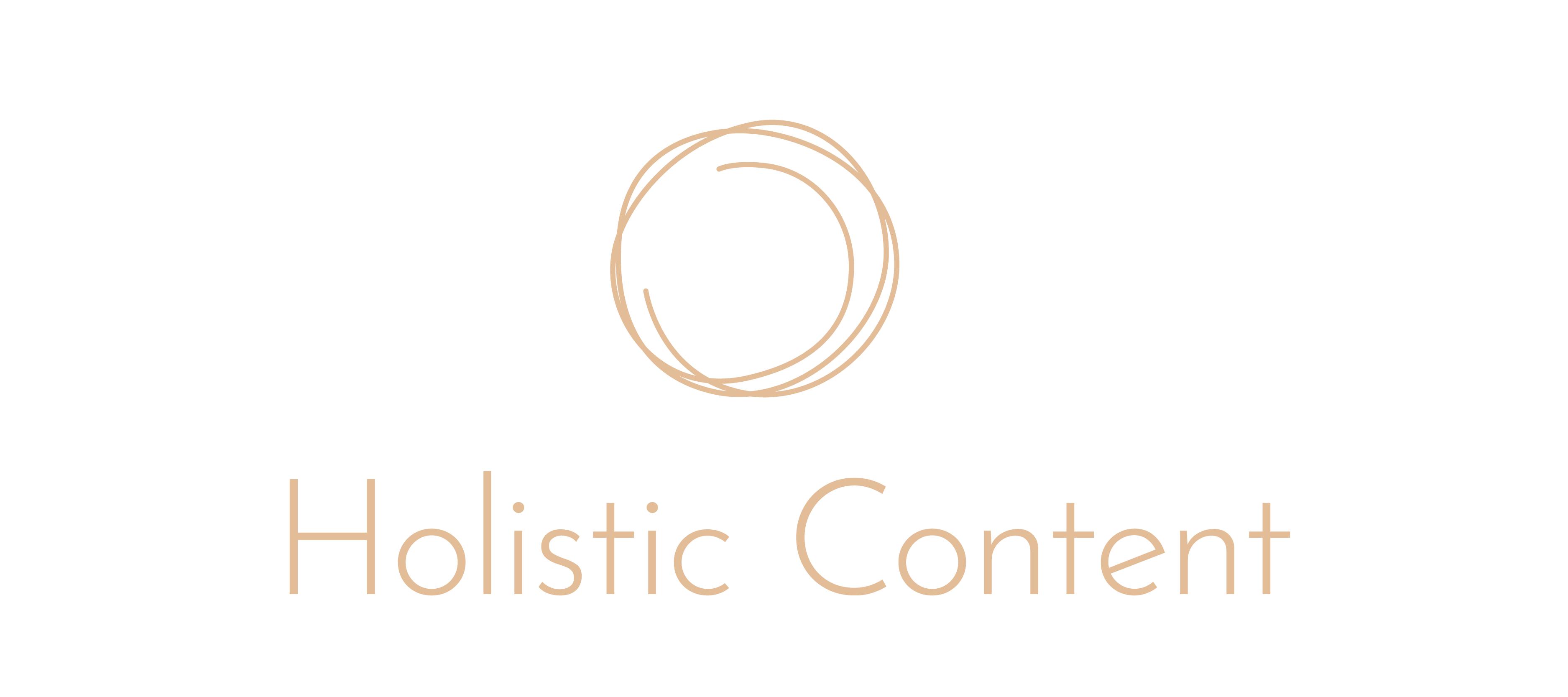 Holistic Content Logo